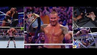 WWE WrestleMania 33 ,results, highlights