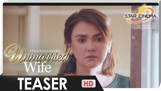 Teaser | Angelica Panganiban is Anne | 'The Unmarried Wife'