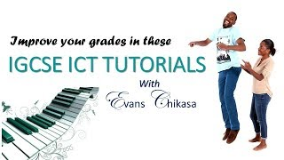 IGCSE ICT MAY JUNE 2017 Paper 31 Data Analysis part 1