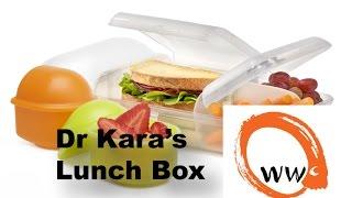 Dr Kara's Lunch Box Sept 2014
