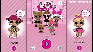 L.O.L. Surprise Dolls Ball Pop 🎁 FREE Game App for Girls 💝 Android iPad iPhone