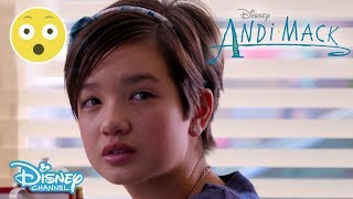 Andi Mack | SNEAK PEEK: Episode 6 First 5 Minutes | Official Disney Channel UK
