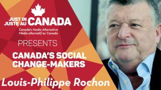 Louis-Philippe Rochon - Producer, on his Award-Winning Movie RACE