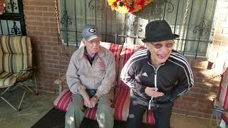 Happy Thanksgiving from Pop and Nan haha!
