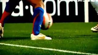 Ronaldinho a grande fera do futebol