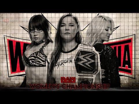 Xxx Mp4 Se Filtra El Evento Estelar De Wrestlemania 35 Charlotte Vs Asuka Vs Ronda Rousey En WWE 3gp Sex