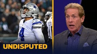 Skip Bayless reacts to the Cowboys' Week 10 SNF win over the Eagles | NFL | UNDISPUTED