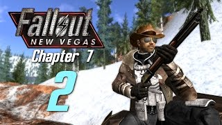 FALLOUT: NEW VEGAS BOUNTIES III #2 : Reunion with an Old Friend