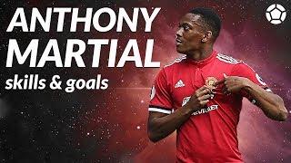 Anthony Martial ● Crazy Skills x Goals ● 2017-18 ● 4K