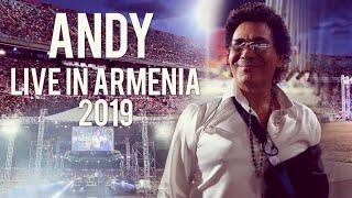 Andy In Armenia 2019
