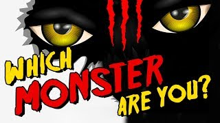 What Kind of Mythical Monster Are You?