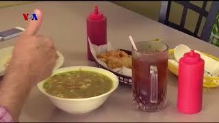 VOA Dunia Kita : Mencari Kuliner Indonesia di Amerika (1)