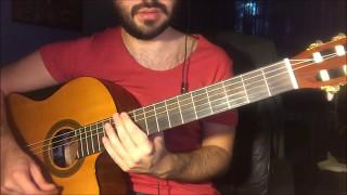 Canavar / Derya Uluğ (Cover) Akor ve Solo