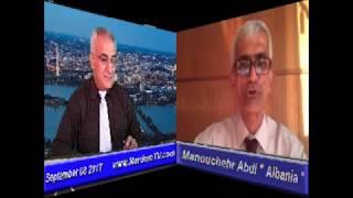 افشاگری تکان دهنده آقای منوچهرعبدی عضوجداشده مجاهدین در آلبانی از دروغگویی هاو دورویی های مجاهدین