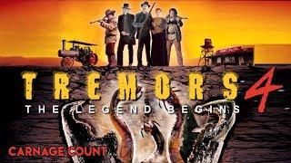 Tremors 4: The Legend Begins (2004) Carnage Count