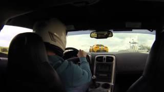 Base C6 Z51 Corvette Thunderhill Footage