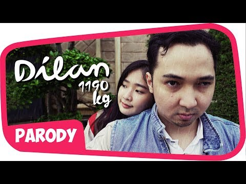 DILAN 1990 Trailer Parodi Wkwkwkwk