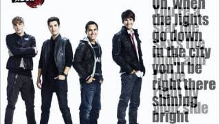Big Time Rush - Invisible Lyrics