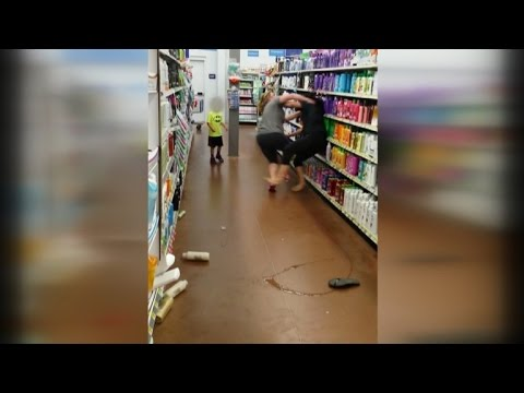 Mom Defends 6-Year-Old Son Joining Walmart Brawl: My Son Doesn't Back Down