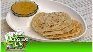 Parotta and Chicken Chalna - Ungal Kitchen Engal Chef
