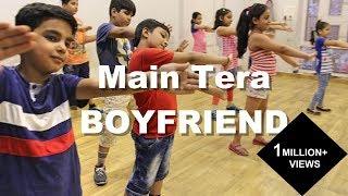 Main Tera Boyfriend - Raabta | Kids Dance Class | Deepak tulsyan Choreography