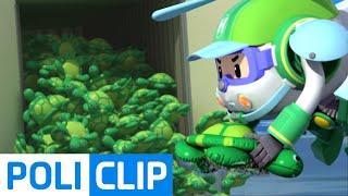 Turtle doll | Robocar Poli Clips