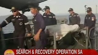 UB: Search & recovery operation sa 3 biktima ng MV Maharlika 2, ititigil na
