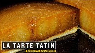 La tarte tatin spirale (façon William Lamagnère)