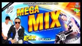 ▶ Dj Cleber Megamix Edy Lemond 2013