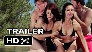 Zombeavers Official Trailer 1 (2015) - Beaver Horror Comedy HD