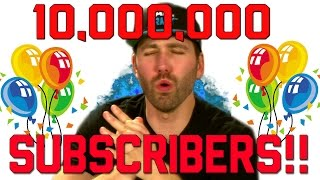 FailArmy 10 Million Subscribers | FAN State of the U Update #42