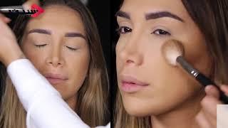 طريقة وضع الايلاينر للعيون المبطنة