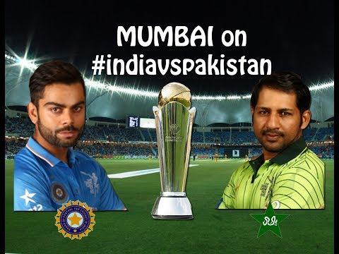 India vs Pakistan | Champions Trophy by Super Desi People