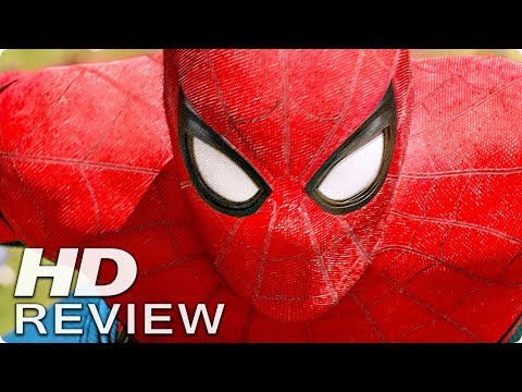 Xxx Mp4 SPIDER MAN HOMECOMING Kritik Review 2017 3gp Sex