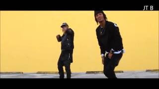 Les Twins with Red Cafe - No Fakes  HD
