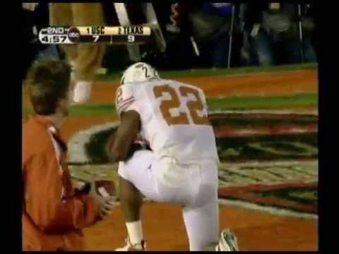 The Greatest Game Ever Played Texas Longhorns vs. USC Trojans