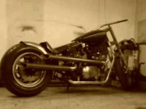 Yamaha XV 1000 Virago Bobber