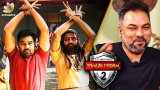 Shiva is my Dance GURU : Kalyan Master Interview | Tamil Padam 2, C.S. Amudhan Movie