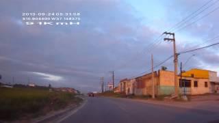 VIAGEM DE CARRO NORDESTE/ SP( PRÓXIMO A CIDADE DE ARACAJU SERGIPE NA BR-101) 3 PARTE!!