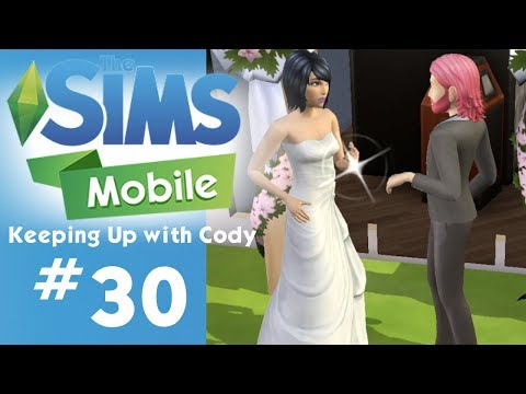 Xxx Mp4 The Sims Mobile Getting Married Having A Baby Keeping Up With Cody Let S Play Part 30 IOS 3gp Sex