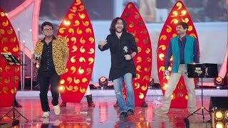 Rupam, Sidhu & Upal perform together || Mirchi Music Awards Bangla 2016