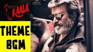 Kaala Telugu THEME BGM BackGround Music Rajinikanth Huma Qureshi