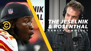 The Cleveland Browns Actually Signed Kareem Hunt - The Jeselnik & Rosenthal Vanity Project