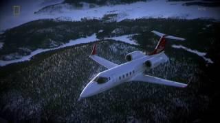 Megafactories  LearJet In HD