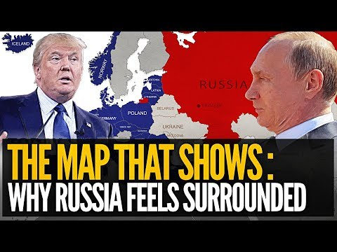 watch The Map That Shows Why Russia Fears War With USA - Mike Maloney