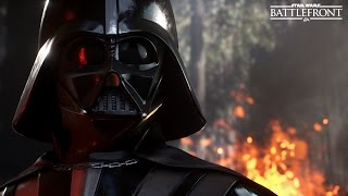 Star Wars Battlefront Darth Vader The Dark Side Cutscenes Cinematic