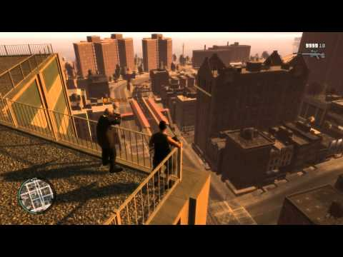 GTA IV Zuando Online HD