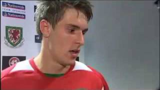 Aaron Ramsey Interview