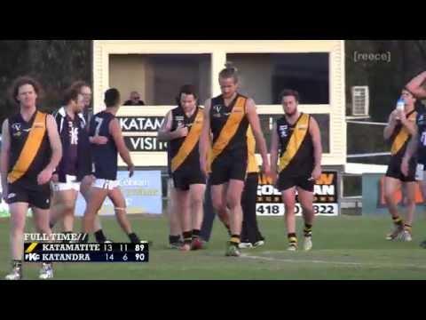 2014 RD16: Katamatite vs Katandra - The 1-point win