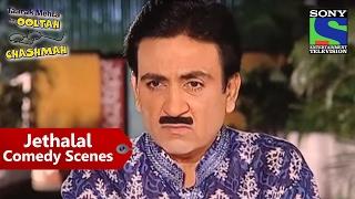 Jethalal Comedy Scenes | Taarak Mehta Ka Oolta Chashma